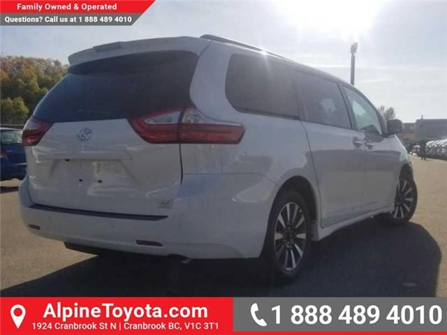 2019 Toyota Sienna XLE 7-Passenger (Stk: S210073) in Cranbrook - Image 5 of 16