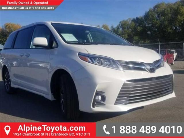 2019 Toyota Sienna XLE 7-Passenger (Stk: S210073) in Cranbrook - Image 7 of 16