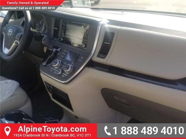 2019 Toyota Sienna XLE 7-Passenger (Stk: S210073) in Cranbrook - Image 11 of 16
