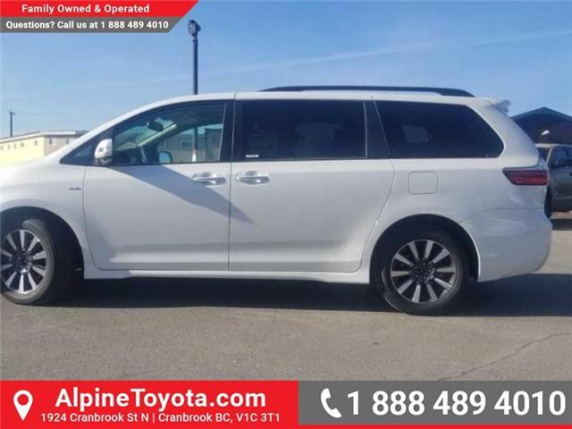 2019 Toyota Sienna Limited Package (Stk: S213314) in Cranbrook - Image 2 of 16