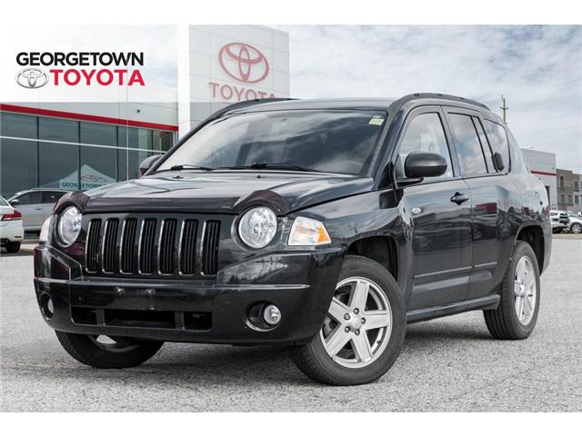 2010 Jeep Compass Sport/North (Stk: 10-72965) in Georgetown - Image 1 of 18