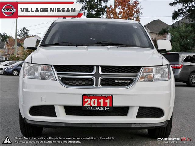 2011 Dodge Journey Canada Value Package (Stk: 80825B) in Unionville - Image 2 of 27