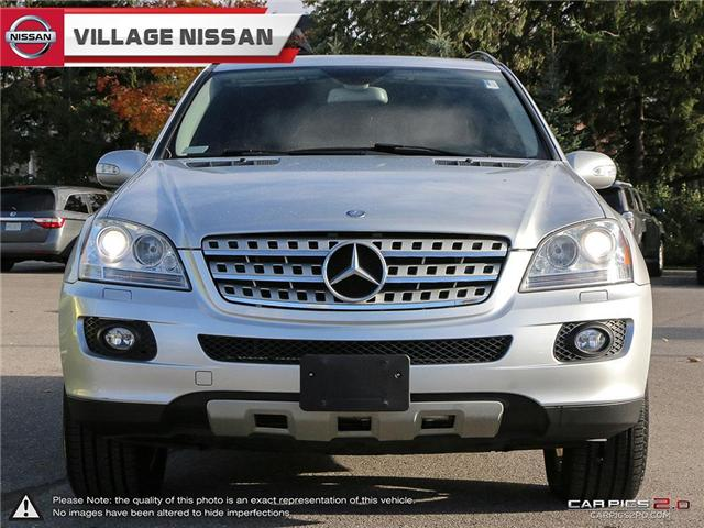 2007 Mercedes-Benz M-Class Base (Stk: 80825A) in Unionville - Image 2 of 27