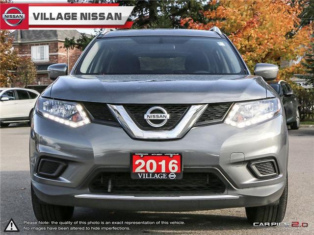 2016 Nissan Rogue S (Stk: 80167A) in Unionville - Image 2 of 27