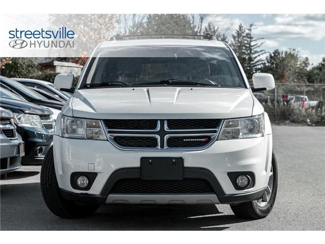 2013 Dodge Journey SXT/Crew (Stk: P0612) in Mississauga - Image 2 of 20