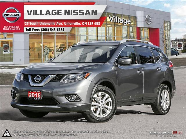 2015 Nissan Rogue SV (Stk: 80828A) in Unionville - Image 1 of 27