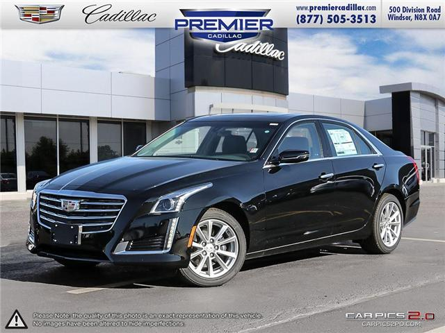 2019 Cadillac CTS 2.0L Turbo (Stk: 191145) in Windsor - Image 1 of 27