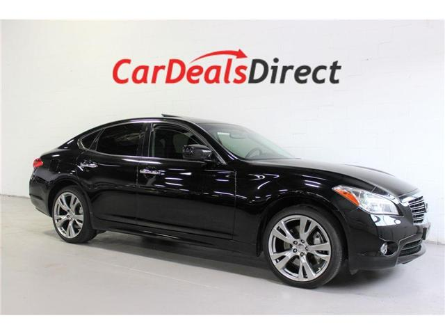 2014 Infiniti Q70  (Stk: 320323) in Vaughan - Image 1 of 29
