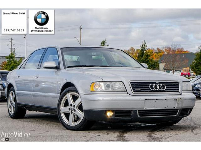 2001 Audi A8 4.2 (Stk: PW4393A) in Kitchener - Image 1 of 6