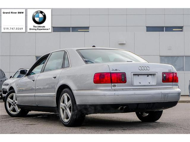 2001 Audi A8 4.2 (Stk: PW4393A) in Kitchener - Image 2 of 6