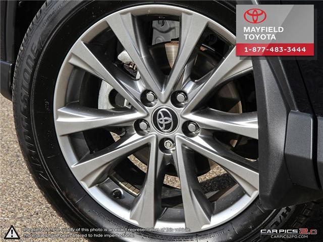 2017 Toyota RAV4 Limited (Stk: 1802195A) in Edmonton - Image 6 of 22