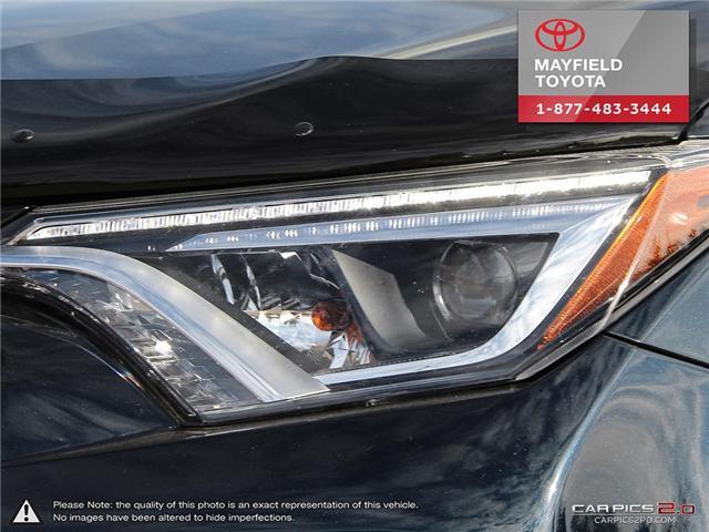 2017 Toyota RAV4 Limited (Stk: 1802195A) in Edmonton - Image 9 of 22