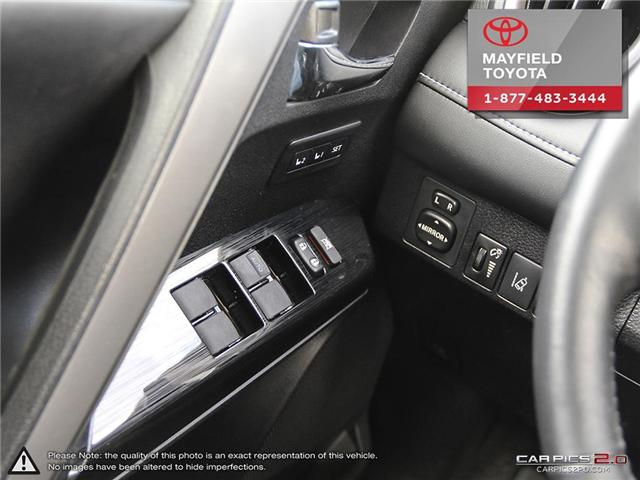 2017 Toyota RAV4 Limited (Stk: 1802195A) in Edmonton - Image 14 of 22
