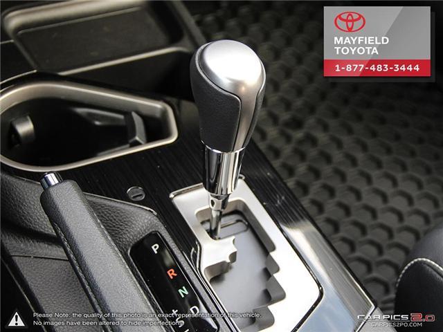 2017 Toyota RAV4 Limited (Stk: 1802195A) in Edmonton - Image 15 of 22