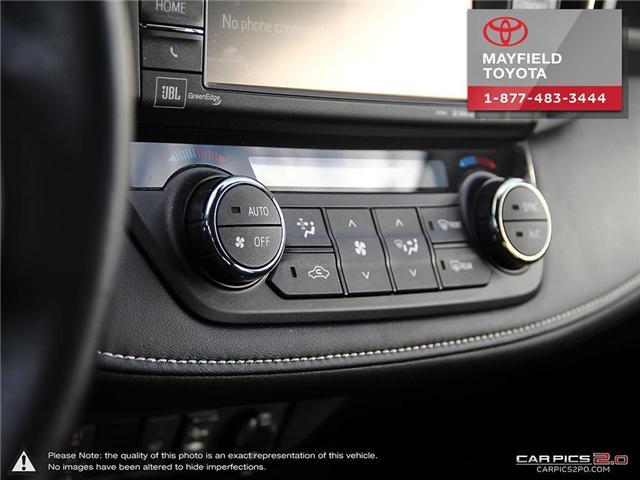 2017 Toyota RAV4 Limited (Stk: 1802195A) in Edmonton - Image 16 of 22