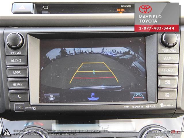 2017 Toyota RAV4 Limited (Stk: 1802195A) in Edmonton - Image 22 of 22