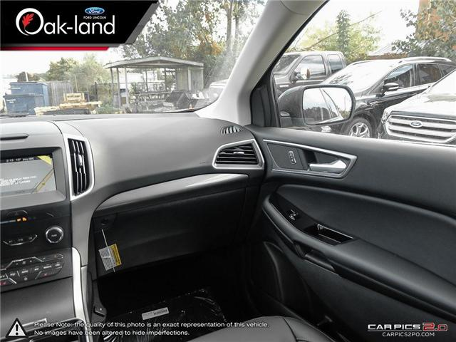2019 Ford Edge SEL (Stk: 9D001) in Oakville - Image 11 of 25