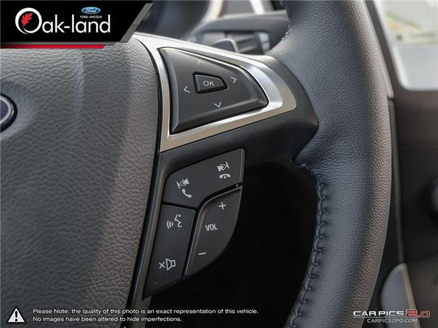 2019 Ford Edge SEL (Stk: 9D001) in Oakville - Image 21 of 25