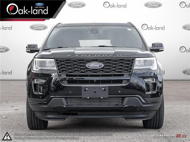 2019 Ford Explorer Sport (Stk: 9T083) in Oakville - Image 2 of 26
