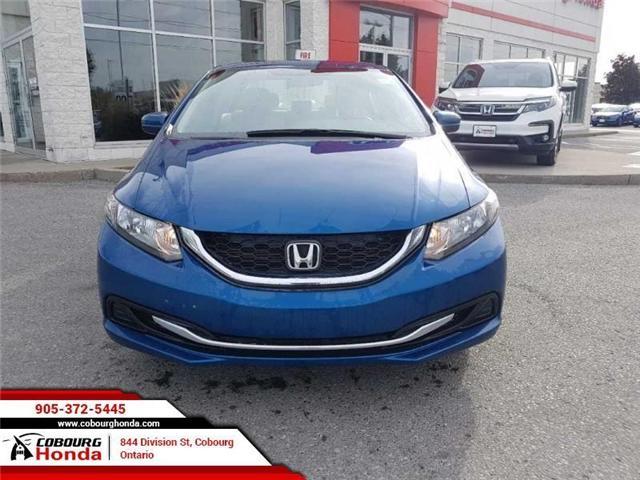 2015 Honda Civic LX (Stk: G1723) in Cobourg - Image 2 of 8
