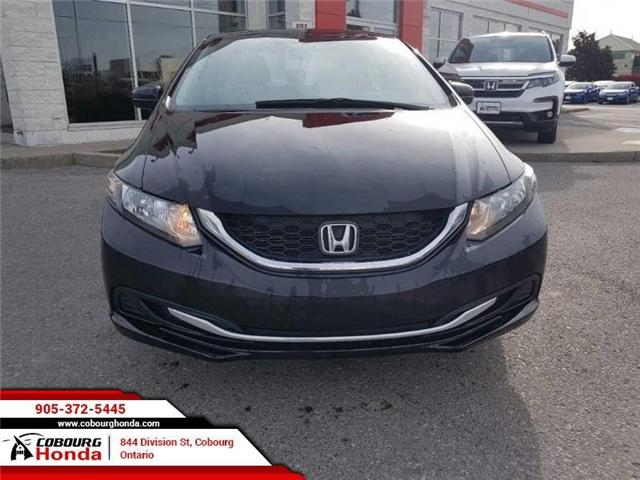 2015 Honda Civic LX (Stk: G1722) in Cobourg - Image 2 of 8