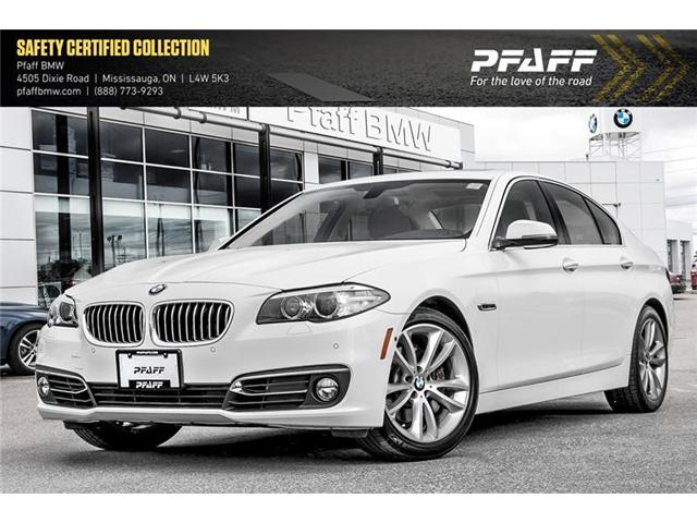 2014 BMW 535i xDrive (Stk: U5159) in Mississauga - Image 1 of 22