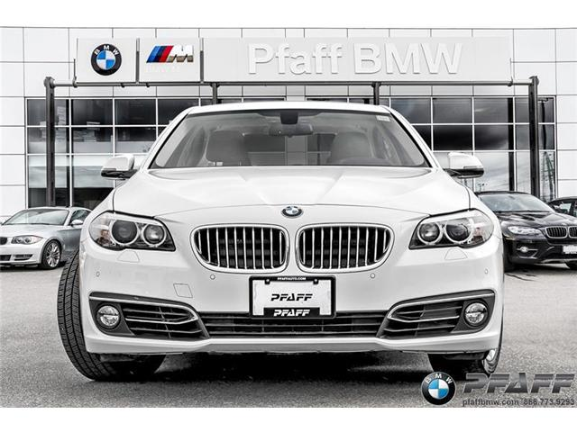 2014 BMW 535i xDrive (Stk: U5159) in Mississauga - Image 2 of 22