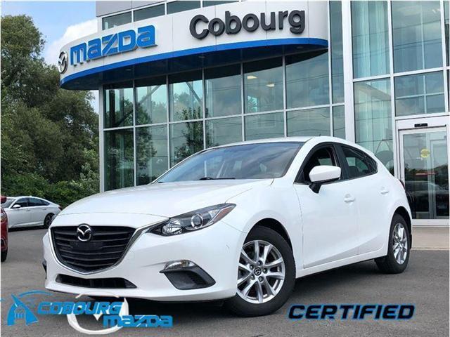 2015 Mazda Mazda3 GS (Stk: 18241A) in Cobourg - Image 1 of 9