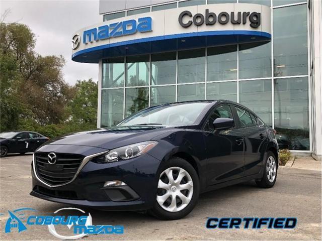 2015 Mazda Mazda3 GX (Stk: 18381A) in Cobourg - Image 1 of 19