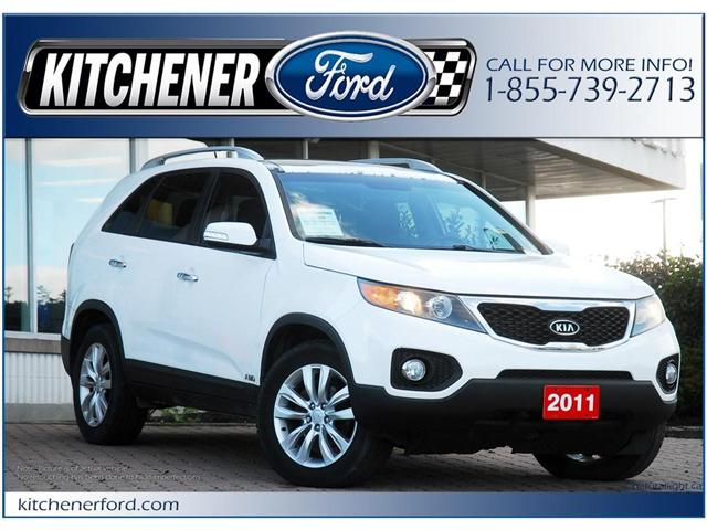 2011 Kia Sorento EX (Stk: 8F9000A) in Kitchener - Image 1 of 18