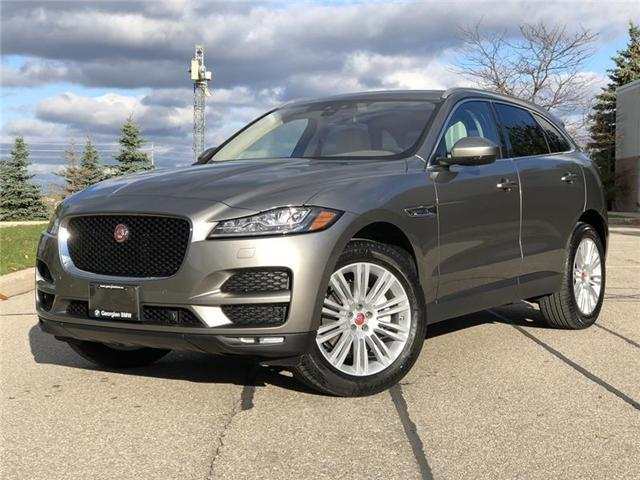 2018 Jaguar F-PACE 30t Portfolio (Stk: B18360-1) in Barrie - Image 2 of 19