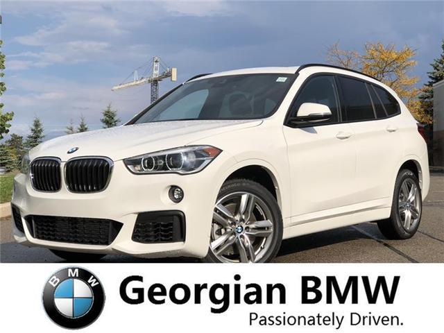 2018 BMW X1 xDrive28i (Stk: B18408) in Barrie - Image 1 of 15