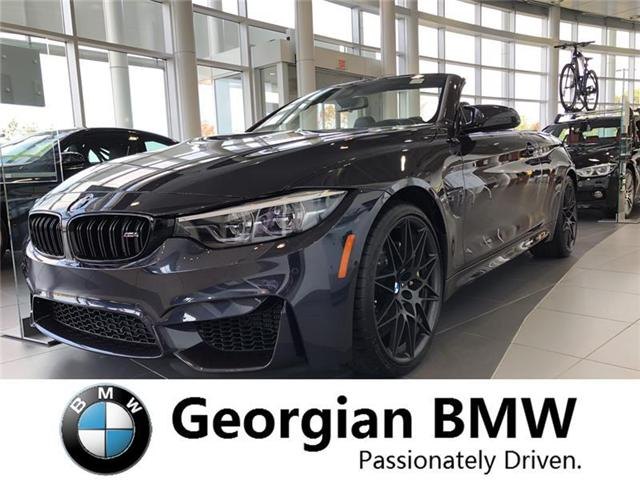 2019 BMW M4 Cabriolet (Stk: B19016) in Barrie - Image 1 of 16