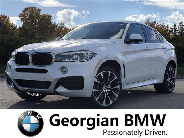 2019 BMW X6 xDrive35i (Stk: B19024) in Barrie - Image 1 of 19
