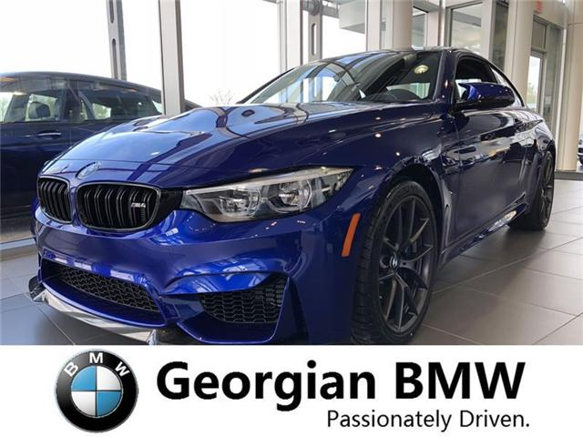 2019 BMW M4 CS (Stk: B19031) in Barrie - Image 1 of 22