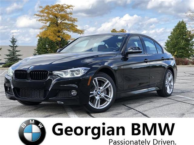 2018 BMW 330i xDrive (Stk: B18361) in Barrie - Image 1 of 17