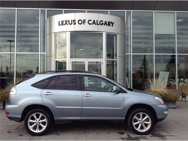 2009 Lexus RX 350 Base (Stk: 180534A) in Calgary - Image 1 of 7