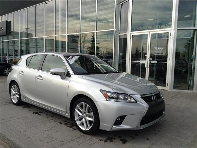 2015 Lexus CT 200h Base (Stk: 190063A) in Calgary - Image 2 of 16