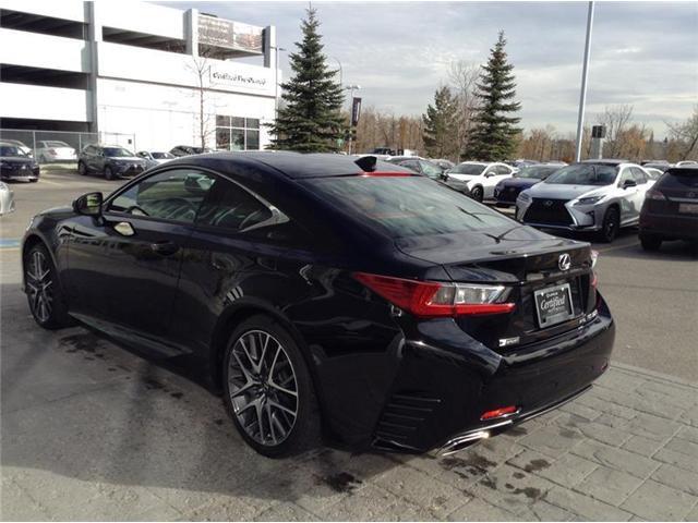 2016 Lexus RC 350 Base (Stk: 3858A) in Calgary - Image 2 of 12