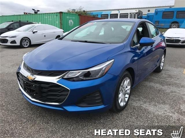 2019 Chevrolet Cruze LT (Stk: 7106089) in Newmarket - Image 1 of 20