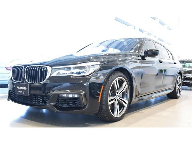 2017 BMW 750 Li xDrive (Stk: P421566) in Brampton - Image 1 of 14