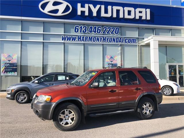 2006 Ford Escape XLT (Stk: 18243A) in Rockland - Image 1 of 12