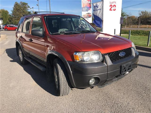 2006 Ford Escape XLT (Stk: 18243A) in Rockland - Image 2 of 12
