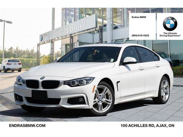 2019 BMW 430i xDrive Gran Coupe  (Stk: 40928) in Ajax - Image 1 of 22