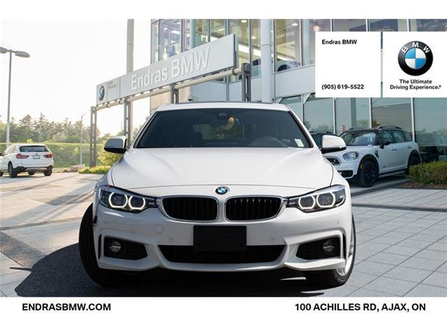 2019 BMW 430i xDrive Gran Coupe  (Stk: 40928) in Ajax - Image 2 of 22