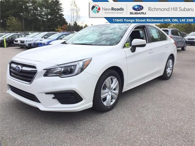 2019 Subaru Legacy 4dr Sdn 2.5i CVT (Stk: 32192) in RICHMOND HILL - Image 1 of 19