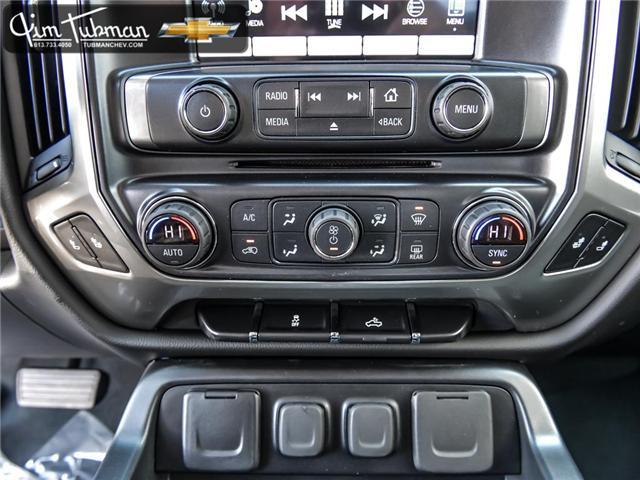 2018 Chevrolet Silverado 1500 1LT (Stk: 181305) in Ottawa - Image 16 of 21