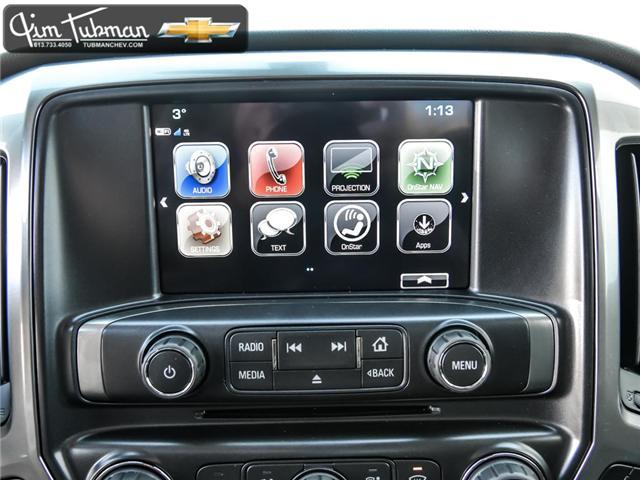 2018 Chevrolet Silverado 1500 1LT (Stk: 181305) in Ottawa - Image 17 of 21