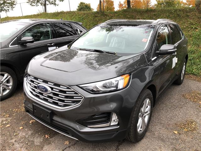 2019 Ford Edge SEL (Stk: IED8600) in Uxbridge - Image 1 of 5