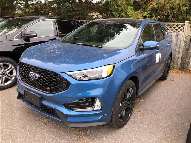 2019 Ford Edge ST (Stk: IED8601) in Uxbridge - Image 1 of 4